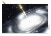 A Rare Galaxy That Is Extremely Dusty Carry-all Pouch by Stocktrek Images