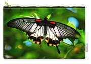 A Real Beauty Butterfly Carry-all Pouch