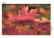 A Red Fall  Carry-all Pouch