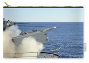 A Rim-7 Sea Sparrow Is Launched Carry-all Pouch