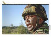 A Royal Brunei Land Force Soldier Carry-all Pouch by Stocktrek Images