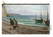 A Sea View Carry-all Pouch by Colin Hunter