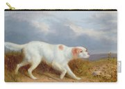 A Setter On The Moor Carry-all Pouch by Philip Reinagle