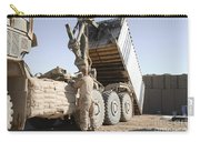 A Shipping Container Is Off-loaded Carry-all Pouch