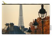 A Slice Of Paris Carry-all Pouch