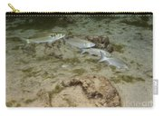 A Small School Of Grey Mullet Swim Carry-all Pouch