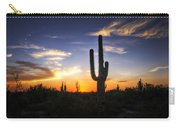A Sonoran Sunset  Carry-all Pouch