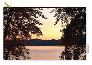 A Soothing Sunset Carry-all Pouch