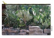 A Southwestern Patio Carry-all Pouch