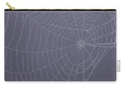A Spider's Handiwork Carry-all Pouch