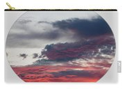 A Splendid Moment-oval Carry-all Pouch