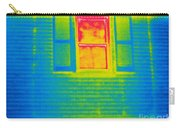 A Thermogram Of A Window Carry-all Pouch