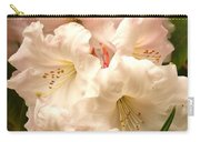 A Touch Of Pink Carry-all Pouch by Carol Groenen