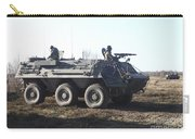 A Tpz Fuchs Armored Personnel Carrier Carry-all Pouch