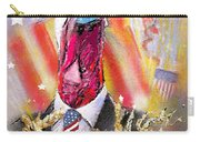 A Turkey For President Carry-all Pouch