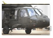 A Uh-60 Black Hawk Taxis Carry-all Pouch