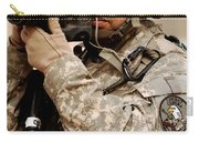 A U.s. Air Force Combat Cameraman Carry-all Pouch by Stocktrek Images