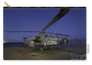 A U.s. Army Ah-64d Apache Helicopter Carry-all Pouch