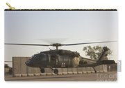 A U.s. Army Medevac Uh-60 Black Hawk Carry-all Pouch