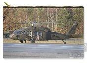 A U.s. Army Uh-60l Blackhawk Carry-all Pouch