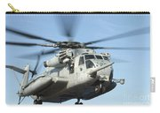 A U.s. Marine Corps Ch-53e Super Carry-all Pouch