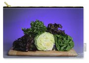 A Variety Of Lettuce Carry-all Pouch by Photo Researchers, Inc.