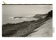 A View Central California Coast Carry-all Pouch
