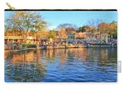 A View Of Disneyland From Tom Sawyer Island  Carry-all Pouch