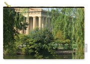 A View Of The Parthenon 1 Carry-all Pouch