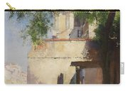 A View Of Venice From A Terrace Carry-all Pouch