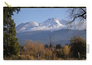A View Toward Mt Shasta In Autumn Carry-all Pouch