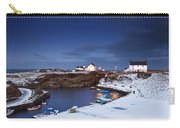 A Village On The Coast Seaton Sluice Carry-all Pouch