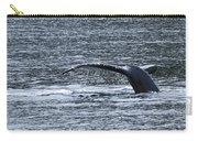 A Whale's Tale Carry-all Pouch