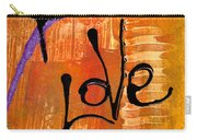 A Whirlwind Called Love Carry-all Pouch