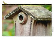 A Winter's Getaway For Birds Carry-all Pouch
