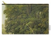 A Wooded Landscape  Carry-all Pouch
