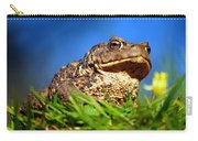 A Worm's Eye View Carry-all Pouch