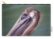 A Young Brown Pelican Carry-all Pouch