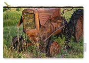 Abandonded Farm Tractor 1 Carry-all Pouch