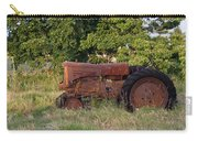 Abandonded Farm Tractor 2 Carry-all Pouch