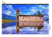 Abandoned Church In Macedonia Carry-all Pouch