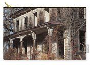 Abandoned Dilapidated Homestead Carry-all Pouch