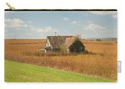 Abandoned Farmhouse In Field 2 Carry-all Pouch