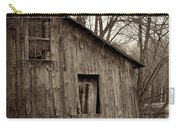 Abandoned Farmstead Facade Carry-all Pouch
