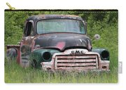 Abandoned Gmc Truck Carry-all Pouch