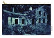 Abandoned House At Night Carry-all Pouch