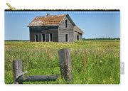 Abandoned Prairie Farmhouse No.4221 Carry-all Pouch