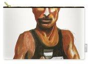 Abebe Bikila Carry-all Pouch