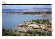 Abiquiu Lake New Mexico Carry-all Pouch