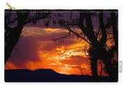 Abiquiu Sunset II Carry-all Pouch